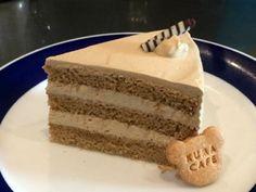 珈琲クリームショートケーキ