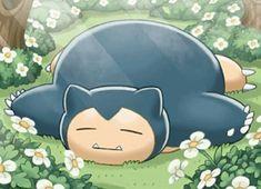 "Naoki Saito ""Snorlax"" from Kalos Starter Set"" Pokémon - Pokemon Pokemon Fan Art, Pokemon Tattoo, Pokemon Memes, All Pokemon, Pokemon Cards, Pokemon Stuff, Pokemon Snorlax, Bulbasaur, Pikachu"