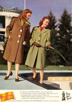 This Pin was discovered by Tammy. Discover (and save!) your own Pins on Pinterest. | See more about 40s fashion, coats and php.