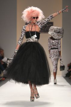 Betsey Johnson RTW Spring 2014 - Slideshow - Runway, Fashion Week, Reviews and Slideshows - WWD.com