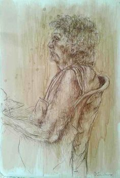 Sanguínea sobre papel - Bruno Tamboreno