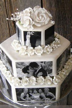 Eye-Catching Unique Wedding Cakes ❤ See more: www.weddingforwar… Eye-Catching Unique Wedding Cakes ❤ See more: www. Unique Wedding Cakes, Beautiful Wedding Cakes, Unique Weddings, Wedding Photos, Wedding Day, Wedding Wishes, Trendy Wedding, Perfect Wedding, Dream Wedding