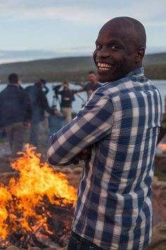 Meet our judge Petrus Madutlela! Petrus dreamed of becoming a doctor but whilst working as a cleaner at the Pecanwood Country Club, his fate took a turn for the best. Petrus received well-deserved scholarship to develop his fast-growing passion for food and soon after moved to the UK. There he worked in many top restaurants, such as the Savoy in London, the Michelin Star Restaurant Chapter One in Kent, and as Head Chef of The Hengist. He is now working at The Vine Restaurant in ... Moving To The Uk, Becoming A Doctor, Michelin Star, Top Restaurants, Chapter One, Judges, Fast Growing, Take That, Men Casual