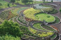 Bartram Garden.  This garden is the first botanical garden in the country - 1700s when the Philadelphia Philosophy Society was also formed.