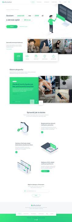 More Digital - Landing Page by Darek Berendt
