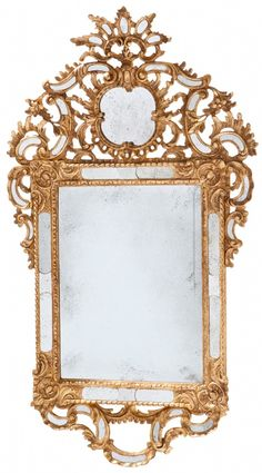Baroque Ii Mirror   Traditional, Glass, Mirror by Ebanista