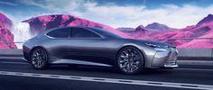 "Lexus ""LFFC Pure Ecstasy"" on Vimeo"