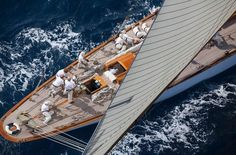 1911 William Fife and Son, Fairlie 19 Metre Class 'Mariquita' Sail Boat