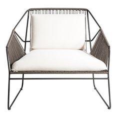 Image result for sandur armchair full woven