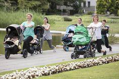 Buggyfit - Bewegung für Baby-Mütter Interview, Baby Strollers, Pregnancy, Sport, Children, Pram Sets, Baby Prams, Young Children, Deporte