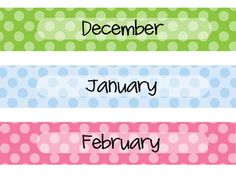 Monthly Binder Covers w/ Spine Labels Binder Organization, Classroom Organization, Classroom Management, Organizing, Teacher Storage, Binder Labels, Project Life Scrapbook, School Displays, Teacher Binder