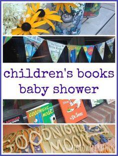 Children's+Books+Baby+Shower