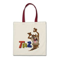Wild TAZ™ Tote Bag