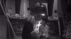 doctor who the ordeal   BBC One - Doctor Who, Season 1, The Daleks, The Ordeal