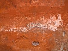 wall background - An interesting ochre wall background