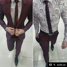 Which one looks classier? Vote on the StyleDotMe app NOW! #Repost @suits.co with @repostapp LEFT or RIGHT ?? | via @terno_decinel