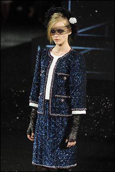 Chanel Haute Couture 2011/2012