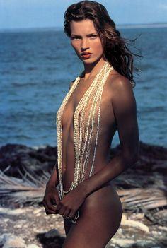 Herb Ritts, 1994, Paradise Island, January, Kate Moss