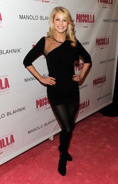 Glamour.Christie Brinkley's Style Evolution.2011 Getty