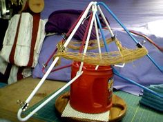 Another way for a yarn swift