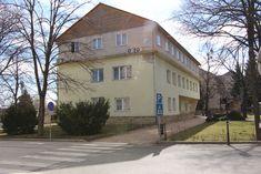 A parancsnoki épület ma