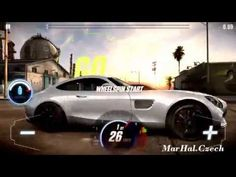 MERCEDES-BENZ AMG GT - CSR RACING 2 - ANDROID , iOS GAMEPLAY HD VIDEO