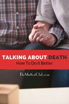 It can be really hard talking about death with loved ones but not impossible. Here's a palliative care doctor to tell us how to do it better. Read this now or pin for later! End Of Life, Life Plan, How To Stay Awake, Really Hard, People Talk, Feeling Sad, He Is Able, Denial, To Tell