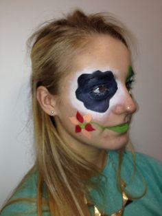 Cut nose, MUA Chloe Palser | My Make Up | Pinterest