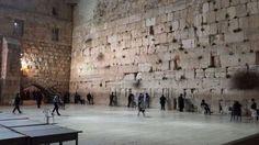 Deseos y peticiones al Muro de los Lamentos – Jerusalem (Israel)
