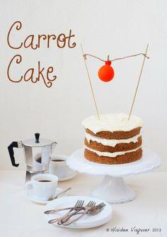 Carrot Cake I www.haideekitchen.blogspot.com