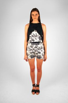 Rompers, Fashion Design, Dresses, Vestidos, Romper Clothing, Romper Suit, Onesies, Dress, Gown