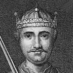 At age 8, William the Conqueror became the Duke of Normandy. Violence plagued his early reign, but with the help of King Henry I of France, William managed to survive the early years. After the Battle of Hastings in 1066, he was crowned King of England. He never spoke English and was illiterate, but he had more influence on the evolution of the English language then anyone before or since.