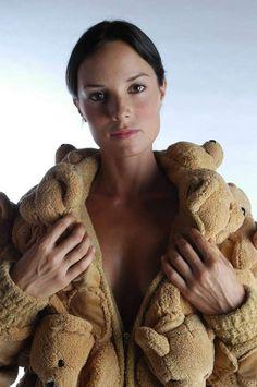 Terrific Teddy Coats : Bear Fur