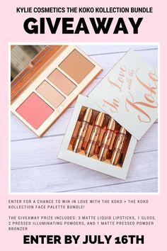 GIVEAWAY: Kylie Cosmetics The KOKO Kollection Bundle