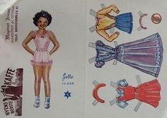 Påklædningsdukker fra 1950'erne *  The International Paper Doll Society by Arielle Gabriel for all paper doll and paper toy lovers. Mattel, DIsney, Betsy McCall, etc. Join me at ArtrA, #QuanYin5  Linked In QuanYin5 YouTube QuanYin5!