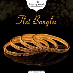 Looking for some everyday fit-in bangles? Jewellery Earrings, Diamond Jewellery, Pearl Jewelry, Gold Earrings, Gold Jewelry, Gold Necklace, Gold Bangles For Women, Gold Bangles Design, Gold Jewellery Design