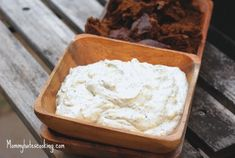 Dill Dip---The Best Dill Dip!