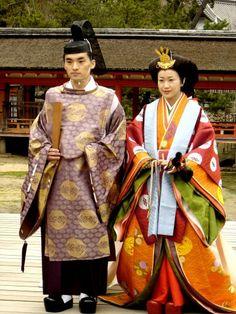Heian period dress