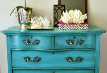 Awesome To Do Blue Antique Furniture Furniture Makeover  Blue For Baby