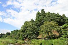 茅葺きの宿 天徳寺 , にしあわくら、Okayama
