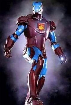 Irons Man!
