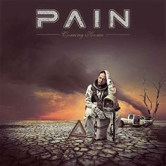 Sweden's PAIN To Release 'Coming Home' Album In September - http://myglobalmind.com/2016/06/11/swedens-pain-release-coming-home-album-september/