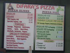 Image result for Di Fara Pizza