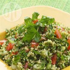 Authentic Tabbouleh Salad @ allrecipes.com.au