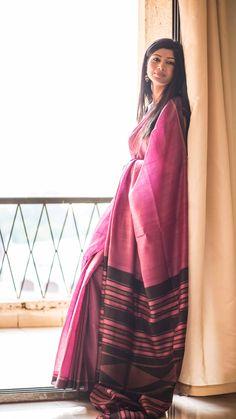 Bhagalpur #handwoven #Saree #craft #India #weaving