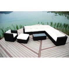 New Huge Chloe Luxury Rattan Garden Furniture