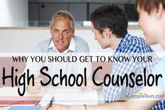 why you should get to know your high school counselor