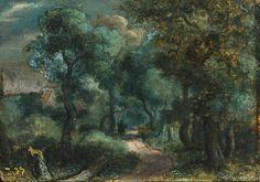 Rijksmuseum ontdekt zes schilderijen Hercules Segers | Beeldende Kunst | de Volkskrant