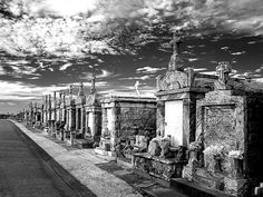 New Orleans graveyards where I used to sleep as a troubled youth New Orleans Cemeteries, Old Cemeteries, Halloween Village, Halloween Haunted Houses, St Louis Cemetery, Old Fort, New Orleans Louisiana, Adventure Is Out There, Creepers
