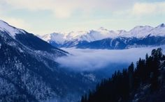 WALLPAPERS HD: Winter Mountains